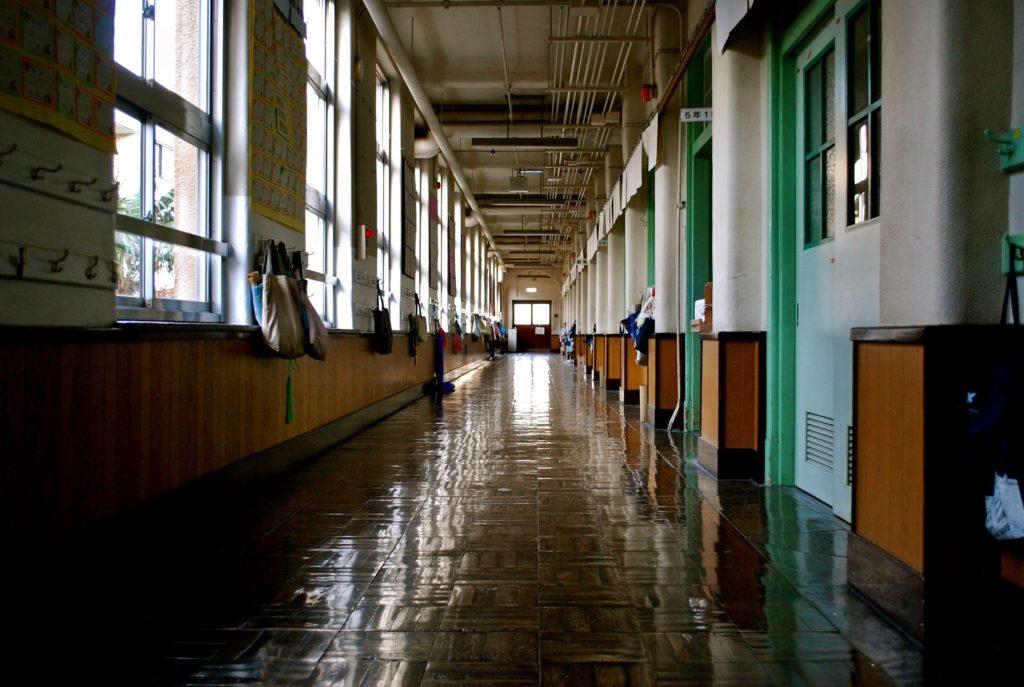 škola a smrt